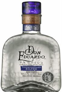 Don Eduardo Tequila Silver 750ml